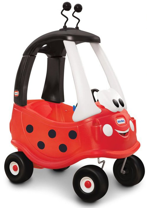 Little Tikes Cozy Coupe Ladybird loopauto