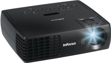 InFocus IN1110a draagbare beamer