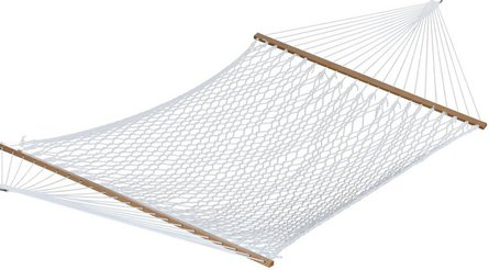 Vivere Polyester Rope double hammock