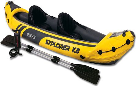 Intex Explorer K2 opblaaskano