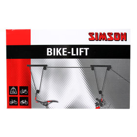 Simson bicycle suspension system