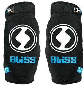 Bliss ARG Vertical Line Elbow Pads