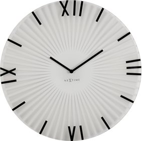 NeXtime Sticks wall clock