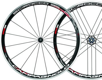 Campagnolo Scirocco 35 CX wielset