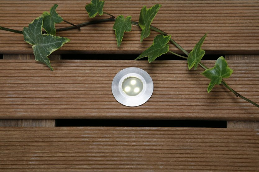 Garden Lights Alpha Warm White 12V led-grondspot