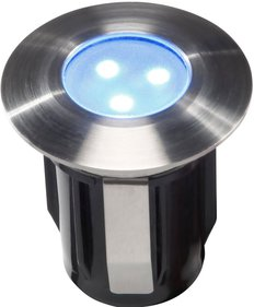 Garden Lights Alpha Blue 12V LED Spot