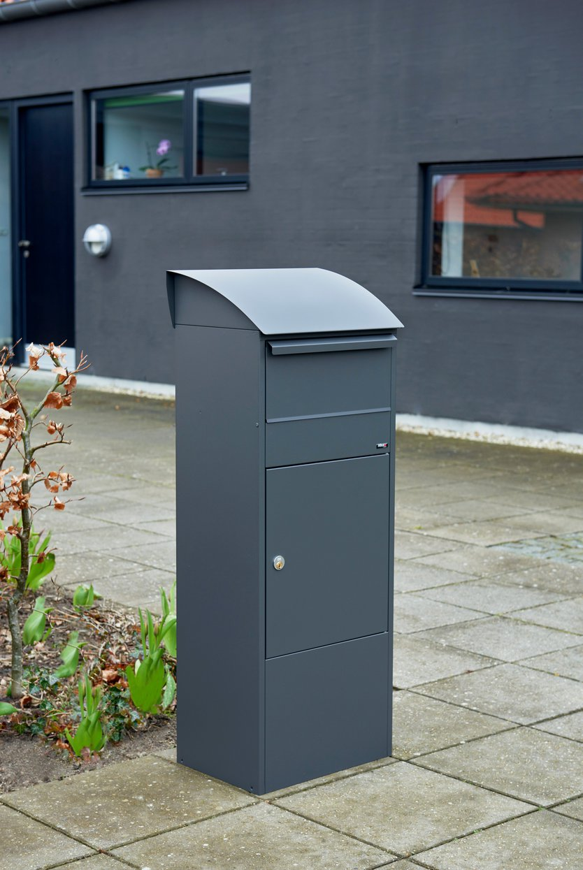 want to buy a parcel drop box letterbox. Black Bedroom Furniture Sets. Home Design Ideas