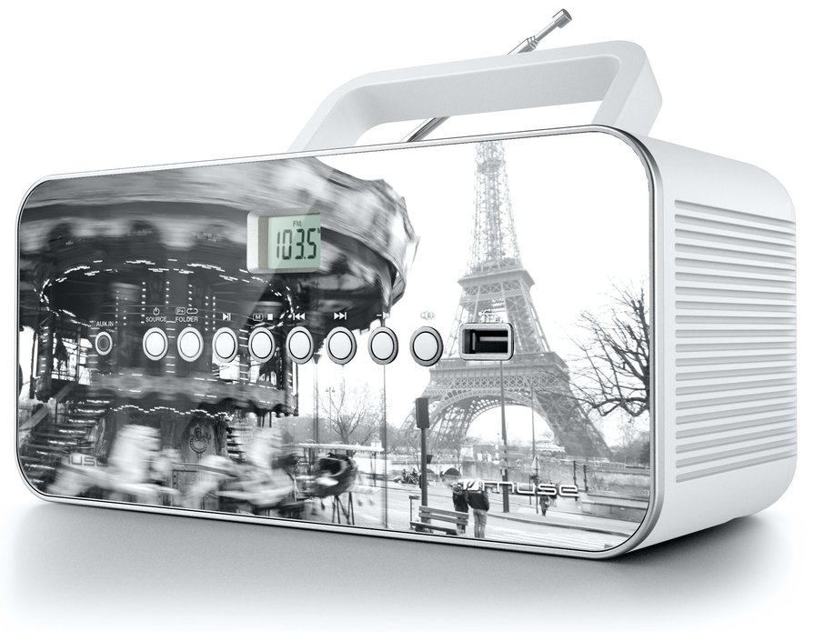 Muse M-28 Paris radio