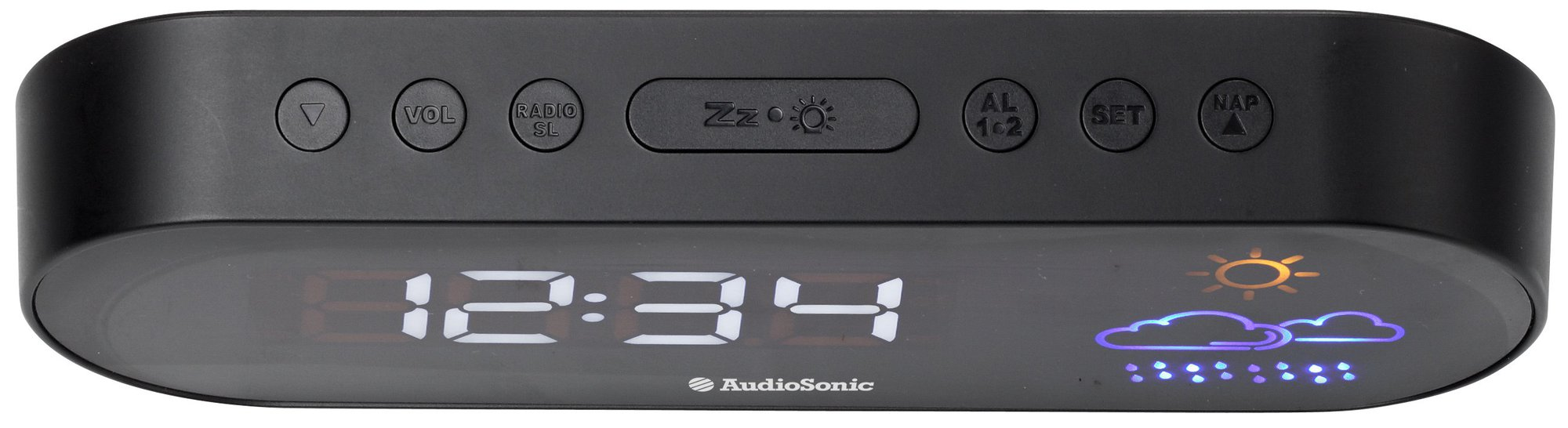 AudioSonic CL-1489 wekkerradio
