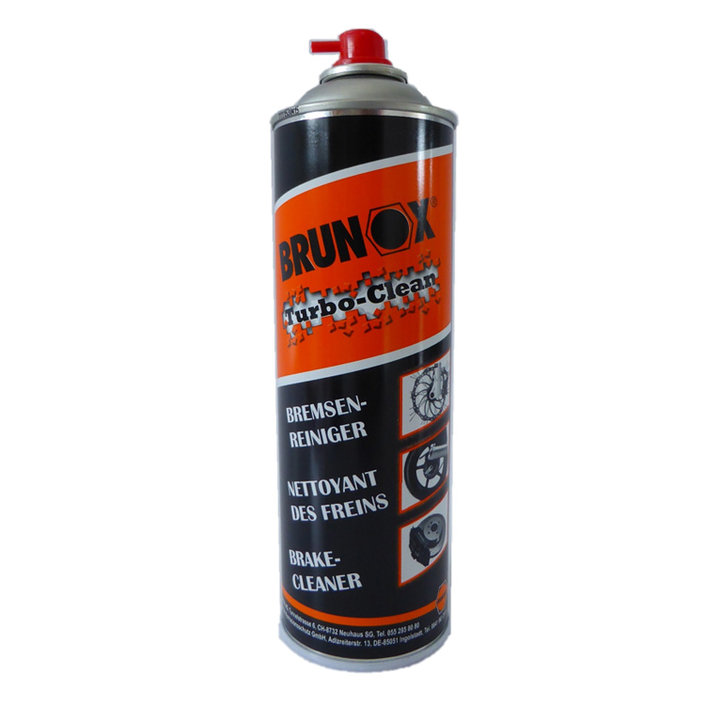 Brunox Spraydose Turbo Clean 500ml