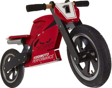 Kiddimoto Superbike Carl Fogarty loopfiets