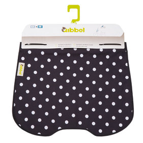 Qibbel wind screen Polka Dot black