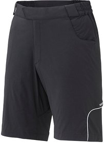 Shimano Touring Shorts Black