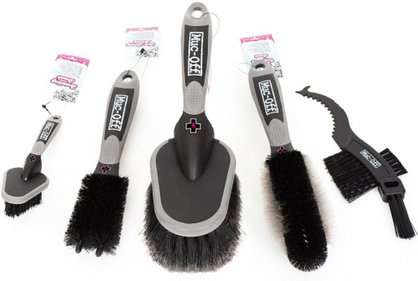 Muc-off brush set 5 pieces