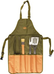Esschert Design Barbecue Apron set