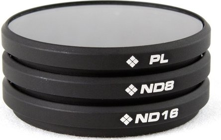 Polar Pro DJI Inspire 1 filter 3-pack