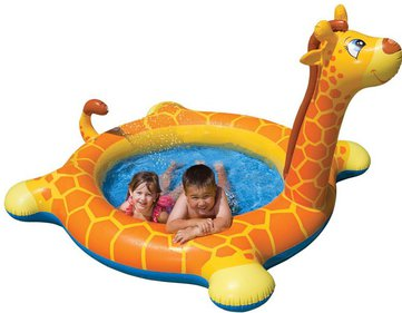 Intex Giraffe Spray Pool