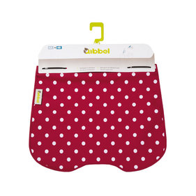 Qibbel wind screen Polka Dot rd
