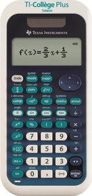 Texas Instruments TI-College Plus rekenmachine