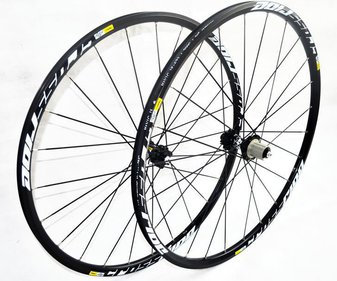 Mavic Crossride Disc 650B International wielset