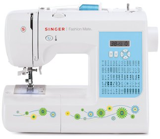 Singer Fashion Mate 7256 naaimachine