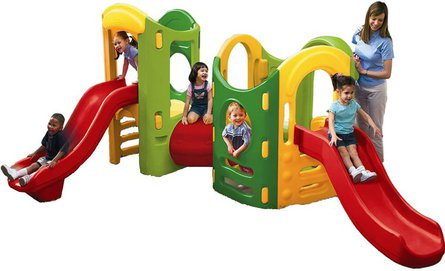 Little Tikes 8-in-1 speeltuin