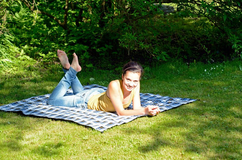 Amazonas Travel Ultra-Light picnic blanket