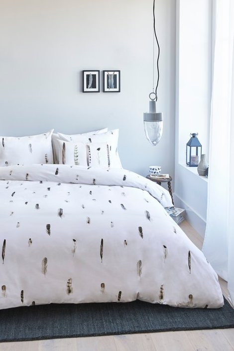 Marjolein Bastin Feather duvet cover