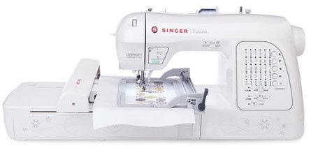 Singer Futura XL 420 borduurmachine