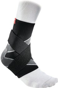 5122 Ankle Sleeve 4-way Elastic with Figure-8 Straps