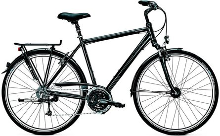 Raleigh Oakland Plus hybride herenfiets
