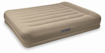 Intex Pillow Rest Mid-Rise Queen Luftmadras