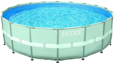 Intex Ultra Frame Pool 488 opzetzwembad