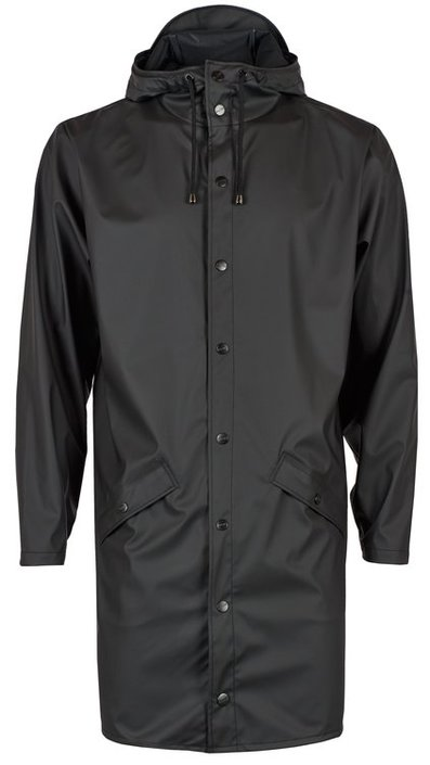 Rains Long Jacket regenjas unisex