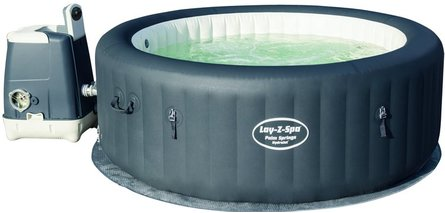 Bestway Lay-Z-spa Palm Springs Hydrojet opblaasbare jacuzzi