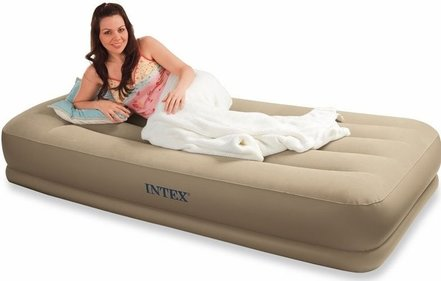 Intex Pillow Rest Mid-Rise Twin