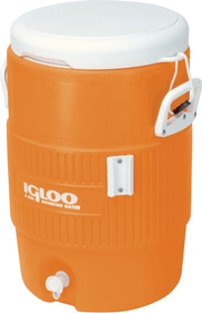 Igloo 5 Gallon Seat Top beverage cooler