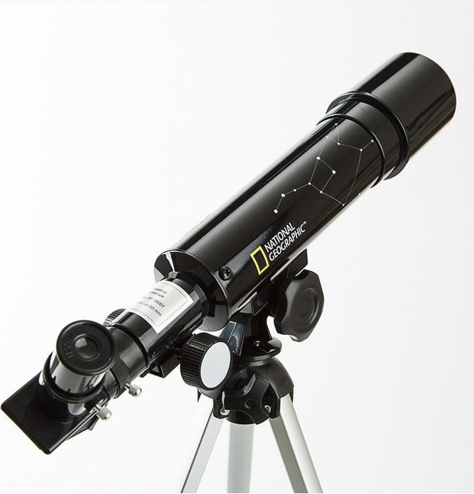 National Geographic Refractor 50/360 telescope