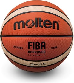 Molten GM7X indoor-outdoor basketbal