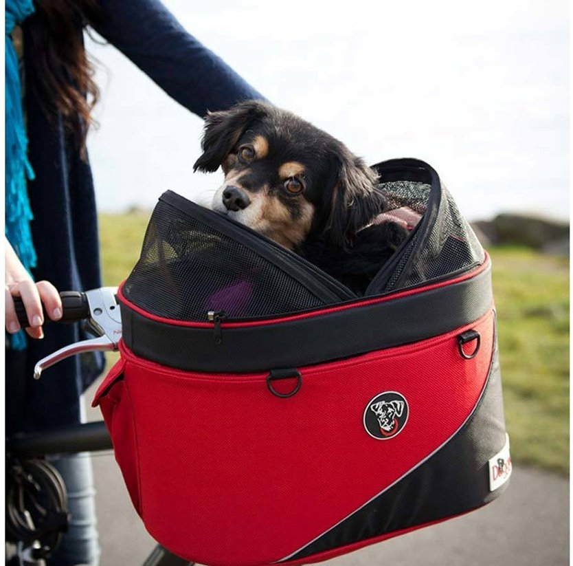 Doggyride Cocoon hondenfietsmand