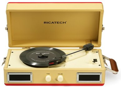 Ricatech RTT33 Turntable