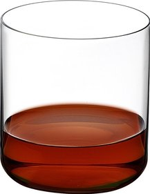 Nude Glass Finesse whiskey glass 300ml - set of 4