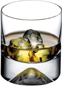 Nude Glass No. 9 whiskey glass 350ml - set of 4