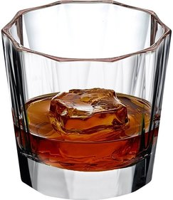 Nude Glass Hemingway whiskey glass 330ml - set of 4