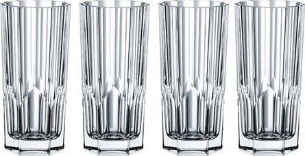 Nachtmann Aspen long drink glass - set di 4