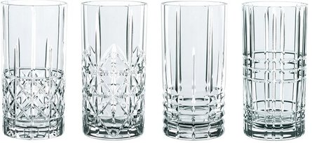 Nachtmann Highland long drink glass - set di 4