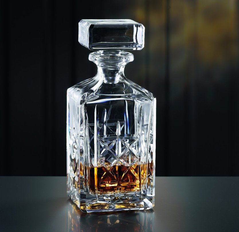 Nachtmann Highland whisky decanter