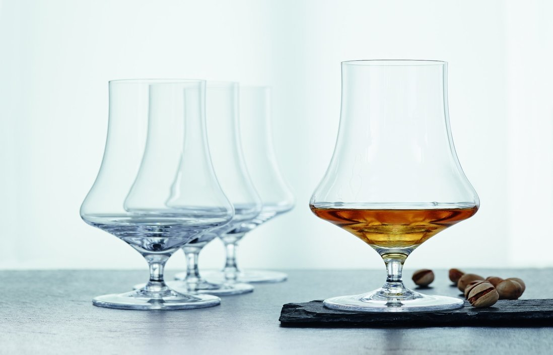 Spiegelau Willsberger Anniversary whiskeyglas - set van 4