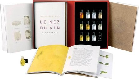 Le Nez du Vin J. Lenoir Fragrance box New Oak