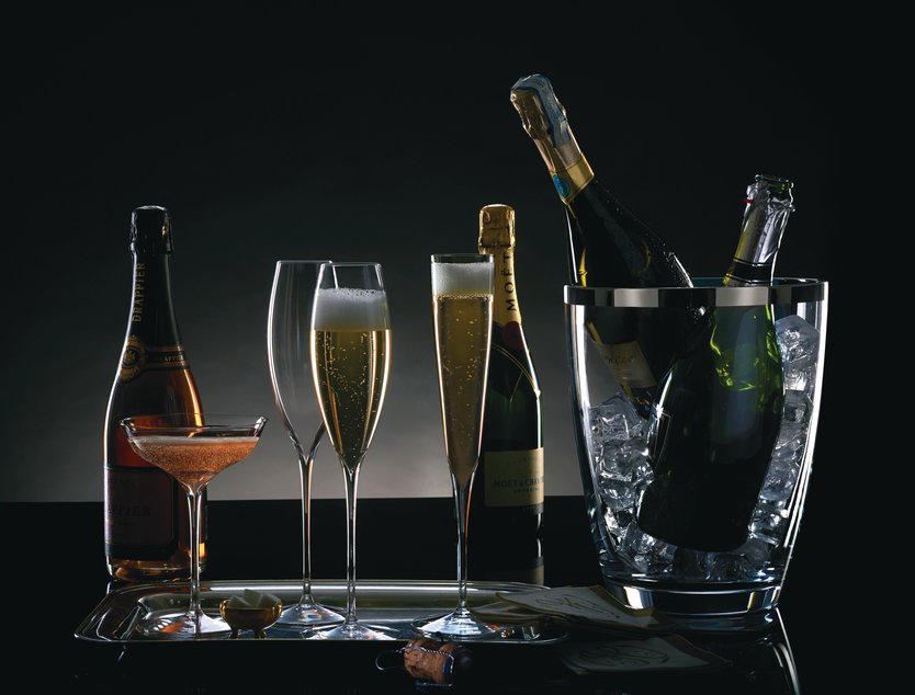 Waterford Elegance Wine Story Champagneglas - set van 2